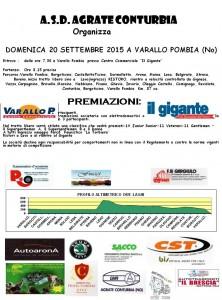 Trofeo Il Gigante MEDIOFONDO 2015