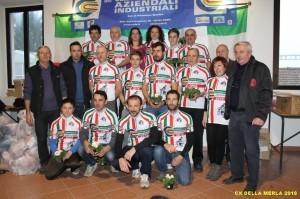 CAMPIONI NAZIONALI CSAIN 2016
