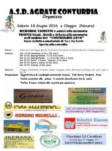 Oleggio 18 Giugno 2016
