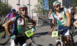Una grande giornata per l'MTB Agrate Conturbia in quel di Mareto (Piacenza)