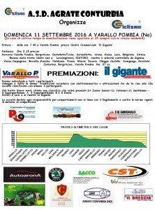 Trofeo Il Gigante MEDIOFONDO 2016
