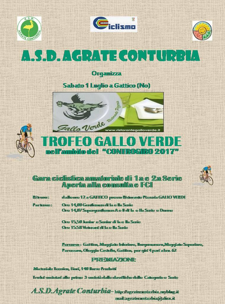 Trofeo Gallo Verde