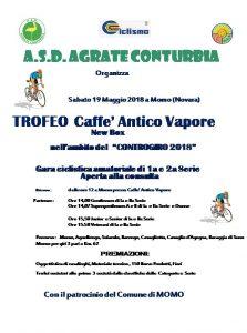 Trofeo antico Vapore
